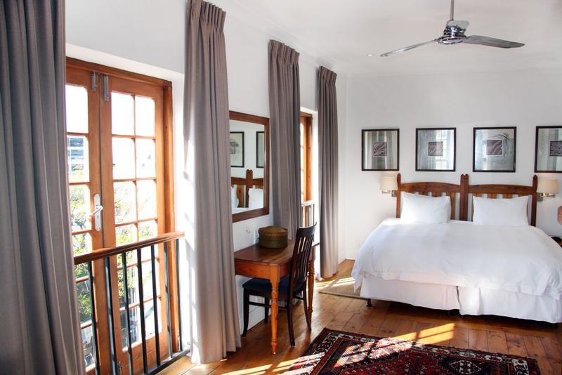 Family Holiday South Africa - De Waterkant Village Apartment (Standard)