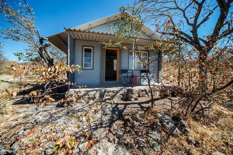 Etosha Magic - Etosha Safari Camp, Chalet