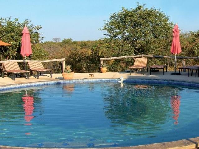 Etosha Safari Camp, Etosha, Namibia family holiday, pool