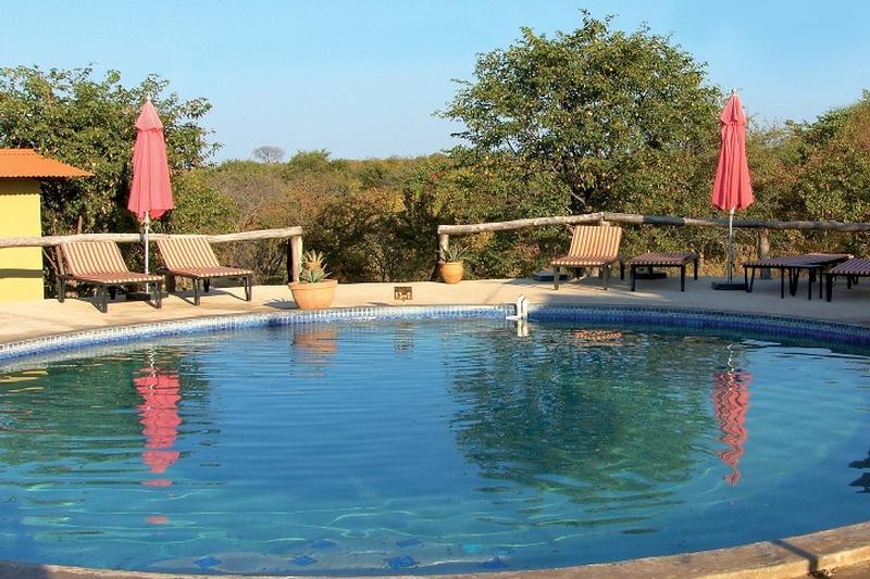 Etosha Magic - Etosha Safari Camp, Pool