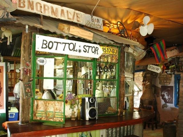 Etosha Magic - Etosha Safari Camp, Bar