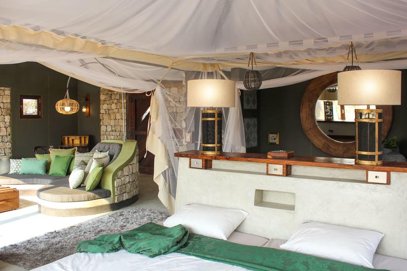 Namibia Wonders - Etosha Oberland Lodge, Safari Tent - Etosha (Upgrade)