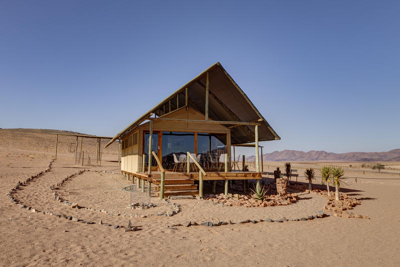 Namibia Wonders - Kanaan Desert Lodge - Safari Tent, Tiras Mountains (Upgrade)