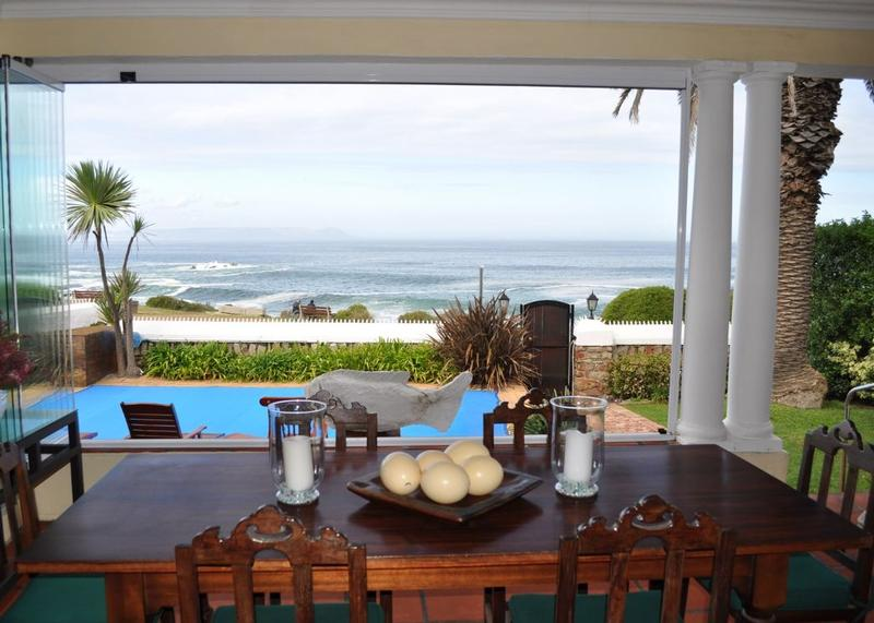 Family Holiday South Africa - La Fontaine Guest House, View (Upgrade)