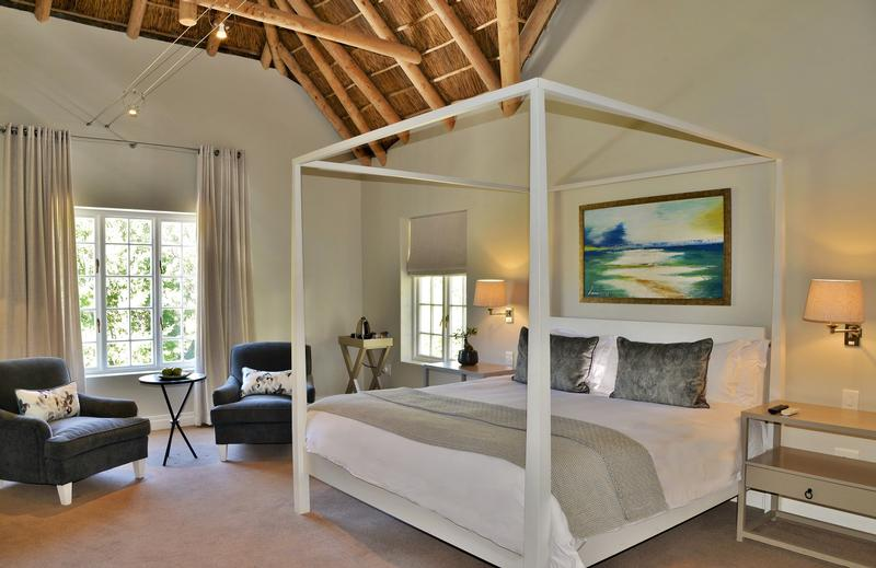 Family Holiday South Africa - Le Franschhoek Hotel & Spa, Family Room (Upgrade)