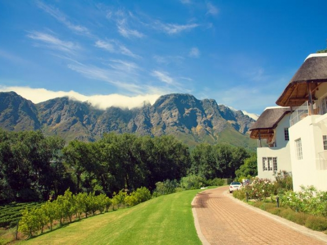 Family Holiday South Africa - Le Franschhoek Hotel & Spa (Upgrade)