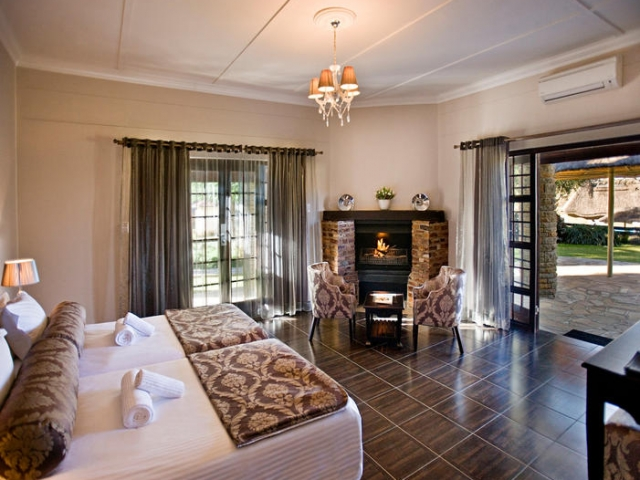 Namibia Wonders - Midgard Country Estate, Room - Central Namibia (Standard)
