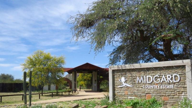 Namibia Wonders - Midgard Country Estate - Central Namibia (Standard)
