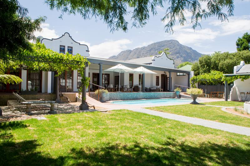 Family Holiday South Africa - Mont D'Or Guest House, Franschhoek (Standard)