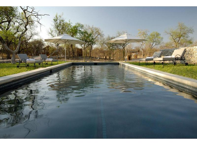 Namibia Wonders - Mushara Outpost Lodge, Pool - Etosha (Upgrade)