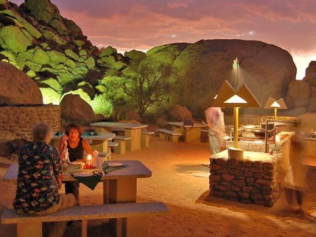 Sossusvlei Magic - Namib-Naukluft Lodge, Boma (Upgrade)