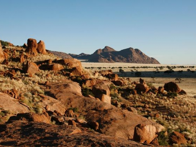 Namibia Wonders - Tiras Mountains