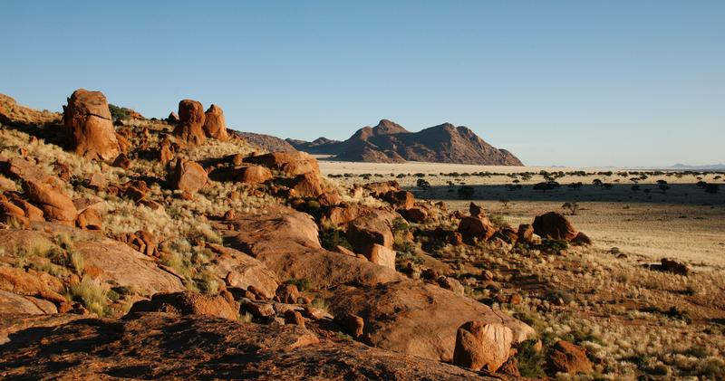 Namibia Wonders - Tiras Mountains