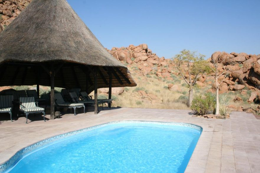 Sossusvlei Magic - Namib-Naukluft Lodge, Pool (Upgrade)