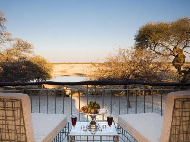 Namibia Wonders - Okaukuejo Resort - Etosha (Standard)
