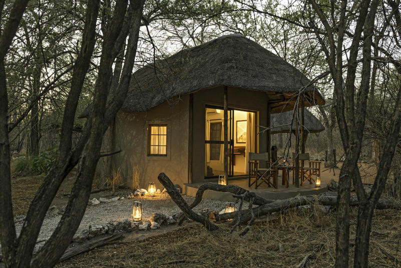 Namibia Wonders - Onguma Etosha Aoba Lodge, Chalet - Etosha (Standard)