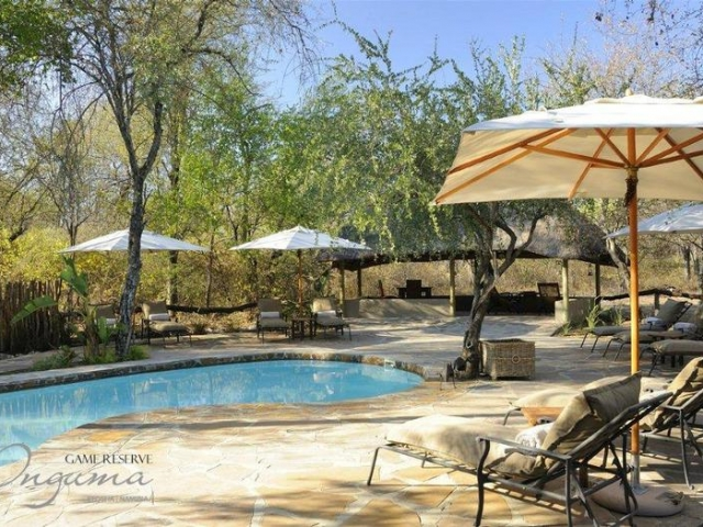 Namibia Wonders - Onguma Etosha Aoba Lodge, Pool - Etosha (Standard)