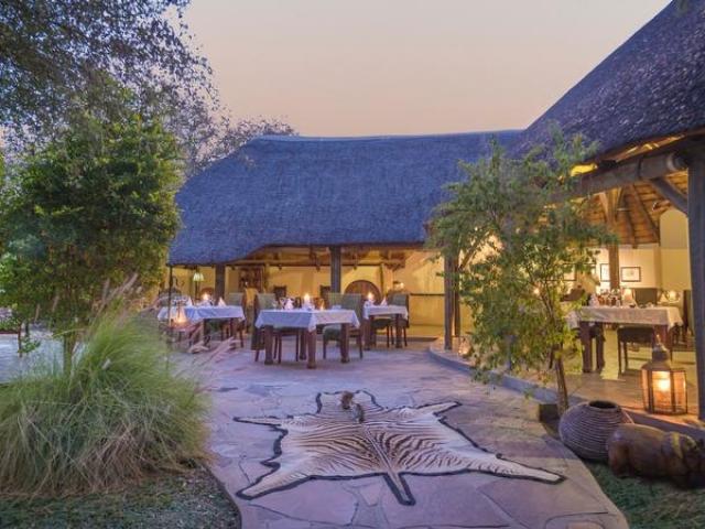 Namibia Wonders - Onguma Etosha Aoba Lodge, Dining Room - Etosha (Standard)