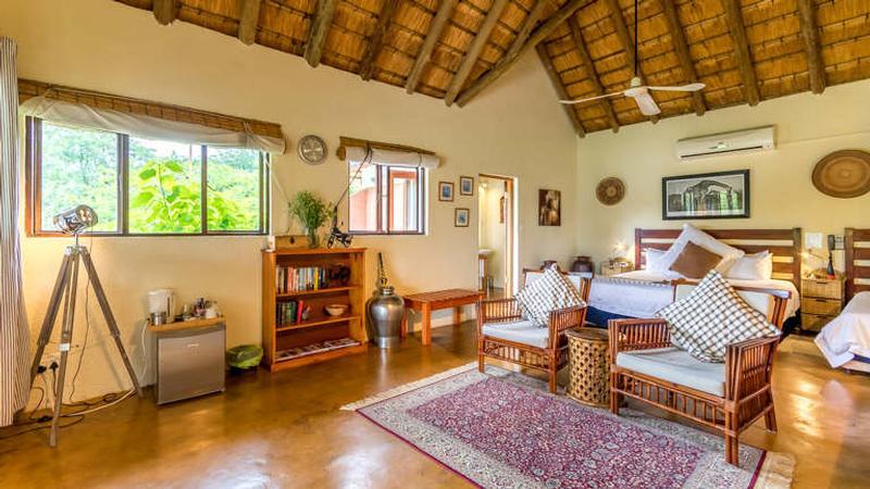 Family Holiday South Africa - Rissington Inn, Hillside Suite (Upgrade)