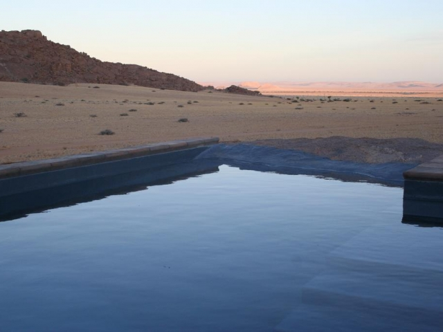 Sossusvlei Magic - Soft Adventure Camp, Pool with a View (Standard)