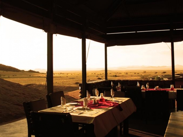 Sossusvlei Magic - Soft Adventure Camp, Dining Room (Standard)