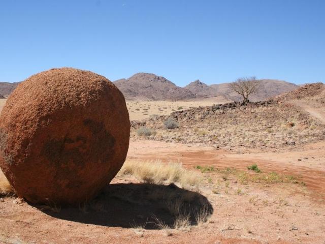 Namib-Naukluft Desert