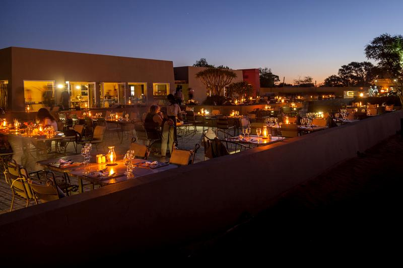 Namibia Wonders - Sossusvlei Lodge, Restaurant - Sesriem (Upgrade)