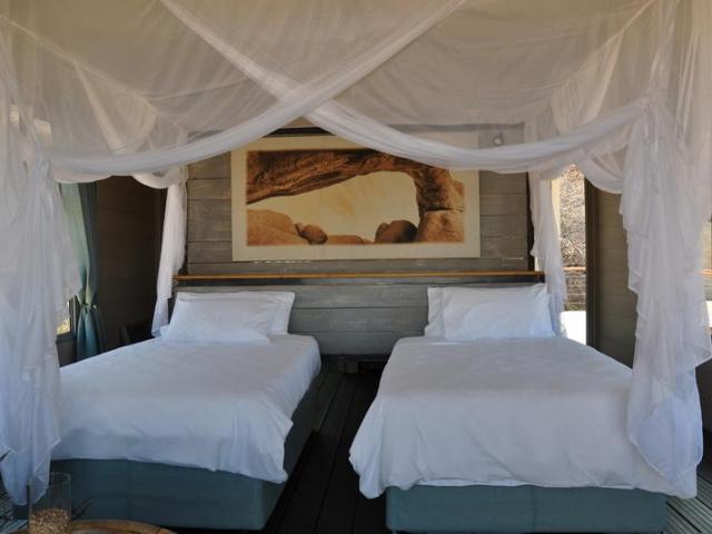 Namibia Wonders - Spitzkoppen Lodge, Guest Room - Erongo (Upgrade)