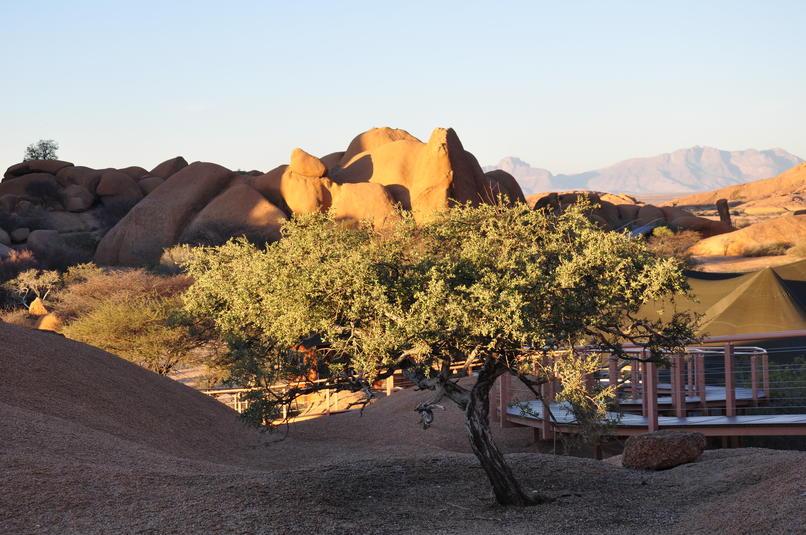 Namibia Wonders - Spitzkoppen Lodge - Erongo (Upgrade)