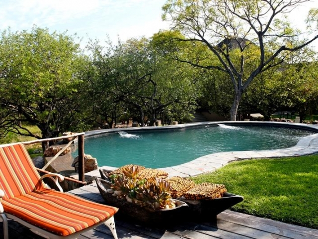 Etosha Magic - Toshari Lodge, Pool