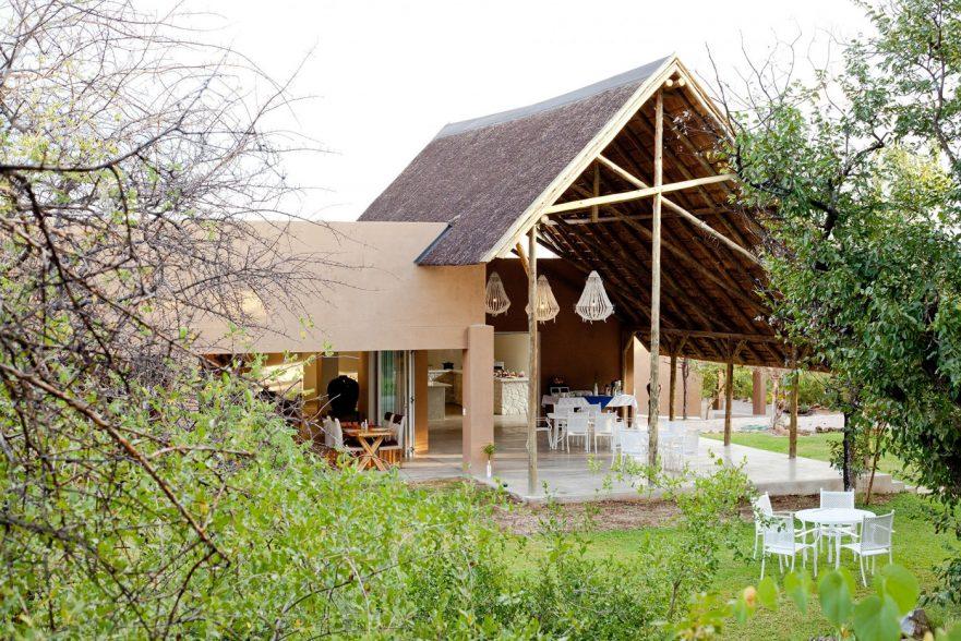 Etosha Magic - Toshari Lodge, Bar / Restaurant