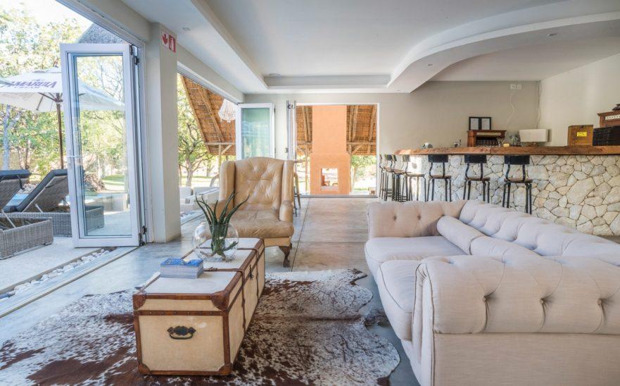 Etosha Magic - Toshari Lodge, Lounge