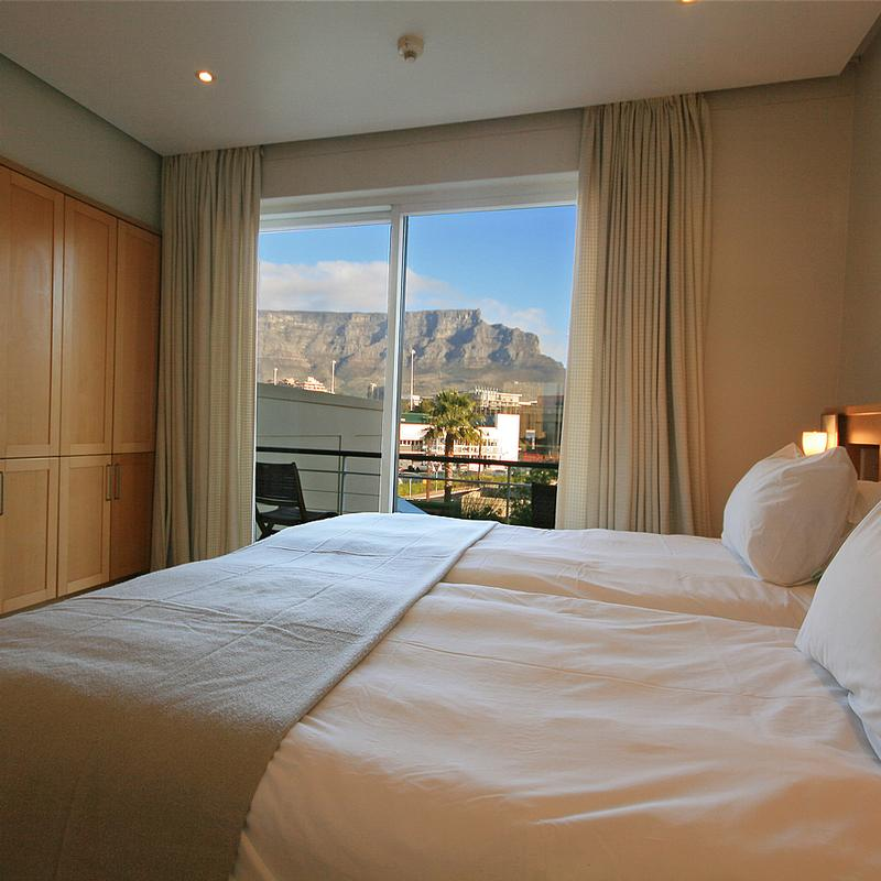Family Holiday South Africa - Waterfront Village Apartments - Table Mountain View (Upgrade)
