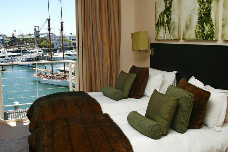 Family Holiday South Africa - Waterfront Village Apartments - Waterfront View (Upgrade)