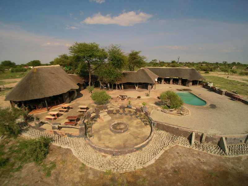 Family Self-Drive Botswana - Elephant Sands Main Area (Standard)