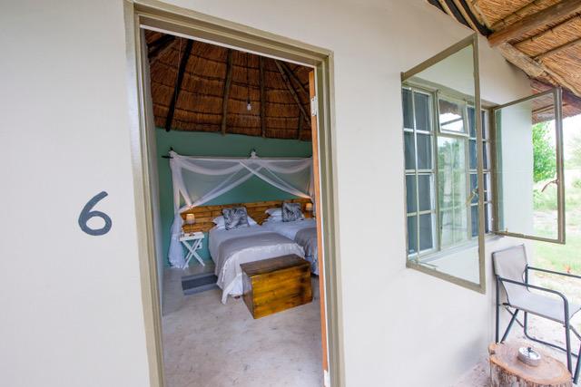 Family Self-Drive Botswana - Khwai Guest House Bungalow