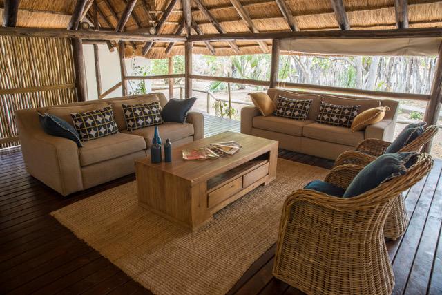 Family Self-Drive Botswana - Mochaba Crossing, Lounge (Standard)