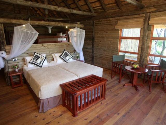 Family Self-Drive Botswana - Nata Lodge, Chalet (Upgrade)