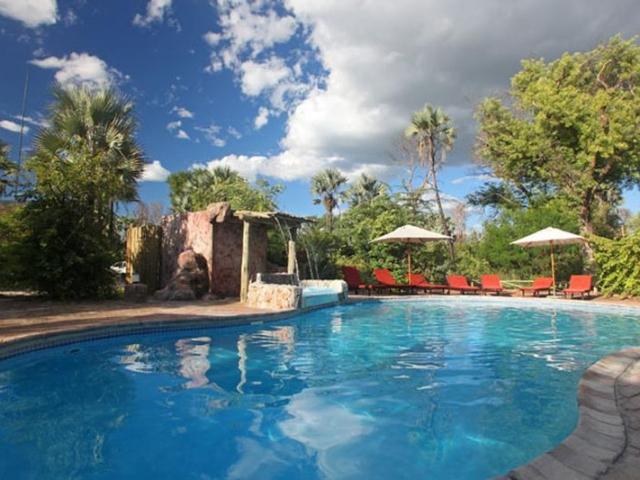 Nata Lodge, Pool (Upgrade)
