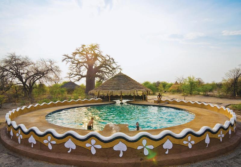 Family Self-Drive Botswana - Planet Baobab, Pool