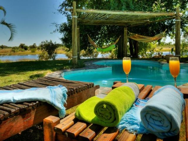 Thamalakane River Lodge, Pool (Upgrade)