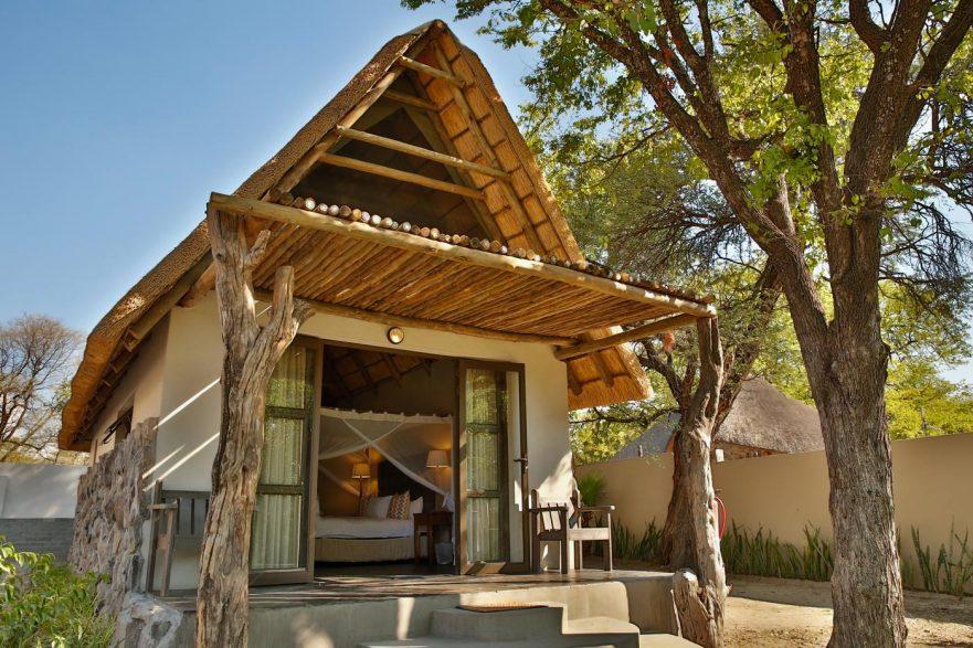 Family Self-Drive Botswana - Thamalakane River Lodge, Chalet (Upgrade)