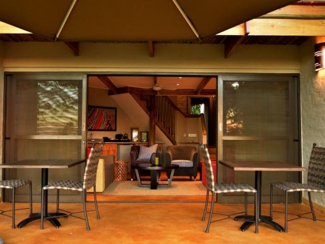 Victoria Falls Safari Suites, Suite Patio (Upgrade)