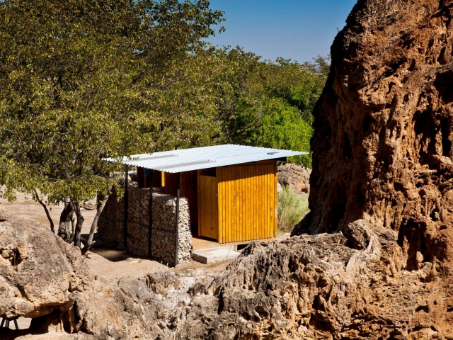 Complete Namibia - Ongongo Waterfall Campsite, Ablution Blocks
