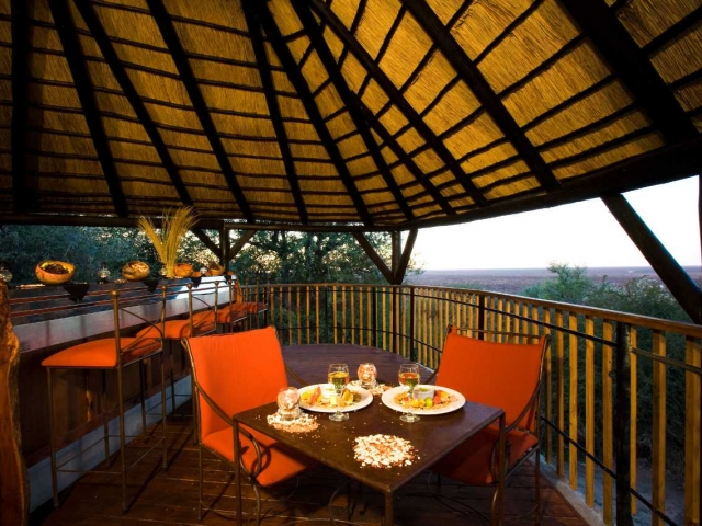 Complete Namibia - Waterberg Resort Restaurant
