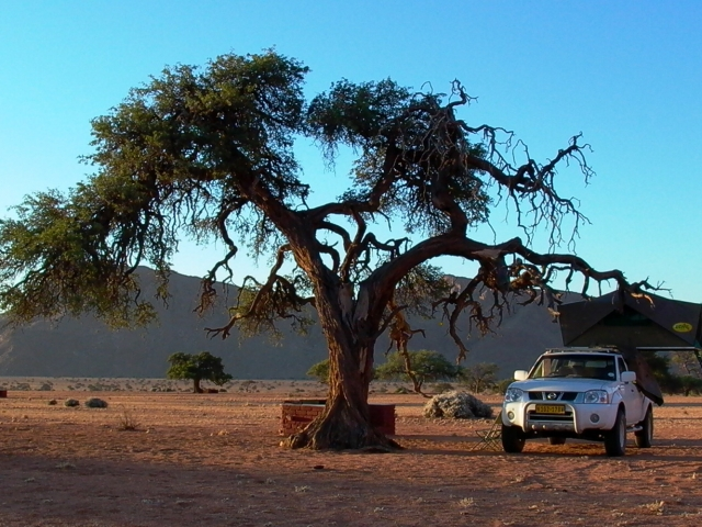 Complete Namibia - Little Hunters Rest
