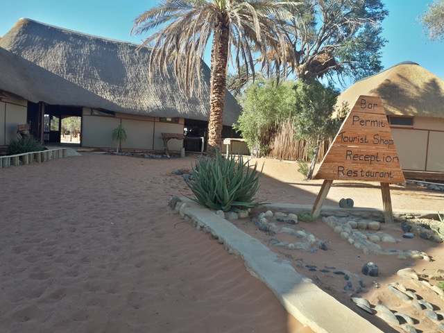 Complete Namibia - Sesriem