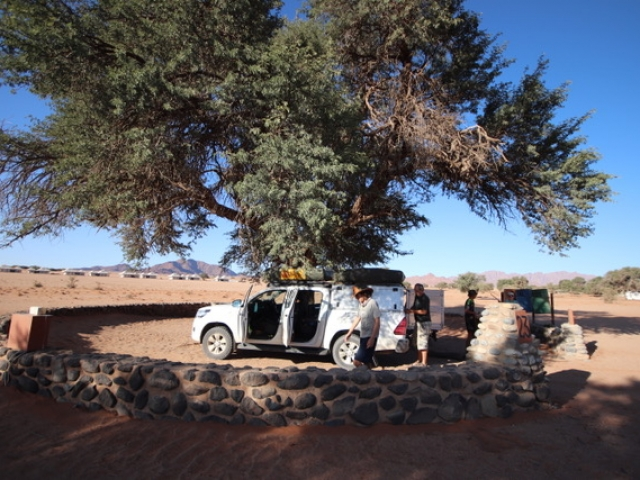Complete Namibia - Sesriem Campsite