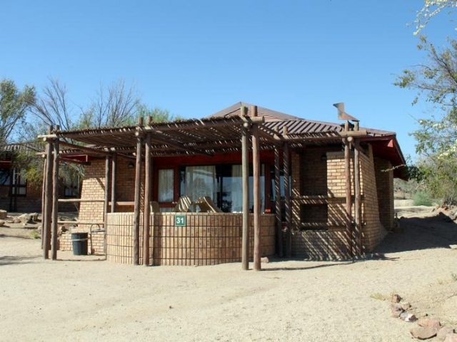 Cape to Windhoek - Augrabies Falls Rest Camp (Standard), Self-Catering Chalet