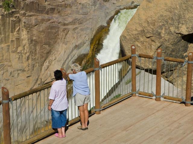 Cape to Windhoek - Augrabies Falls